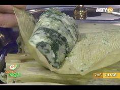 Gente Regia - Tamales de espinacas con arroz - YouTube