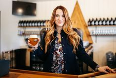 Former One Tree Hill star Danneel Ackles opens up about her newest venture, a family-friendly brewery in Dripping Springs, Texas. Most Beautiful Faces, Beautiful Wife, Beautiful Family, Supernatural Series, Supernatural Fandom, Dean, Dripping Springs Texas, Danneel Harris, Jensen Ackles Family
