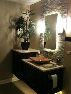 Tropical Bathroom Design, Pictures, Remodel, Decor and Ideas - page 19