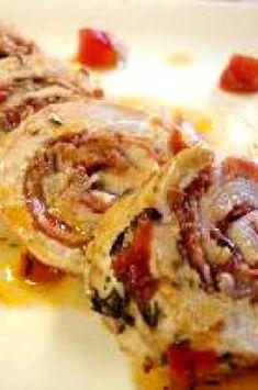 Idées recette Escalope de dinde farcie à l'italienne