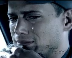 michael scofeild crying | Michael Scofield - sore moment by Respocty19