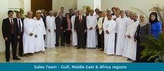 Oman Air's Sales Teams Gather in Muscat
