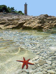 Veli Rat, Dugi Otok island, Croatia