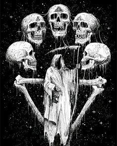 Death, skulls ;)