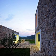 DVA Arhitekta : Country House - ArchiDesignClub by MUUUZ - Architecture & Design