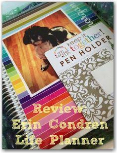 Erin Condren Life Planner Review