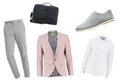 Ein Sakko in leichtem Pink kann Mann tragen - Versprochen. Dieser locker, leichte und vor allem lässige Look beweist es und inspiriert zu mehr Mut!