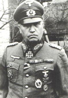 ✠ Hans Hüttner (November 19th, 1885 - September 11th, 1956) RK 04.09.1942 Oberst Kdr Inf.Rgt 520 296. Infanterie – Division