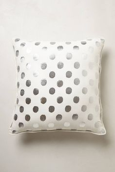 Luminous Dots Pillow - anthropologie.com