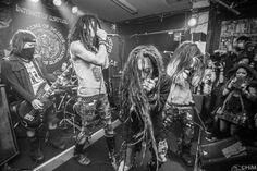 "nuclear-victims: ""Scene Death Terror @ King Cobra Squat Osaka 2016 """