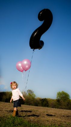 Two year old birthday, outdoor photography ideas, 2 year old girl, toddler photo, balloons