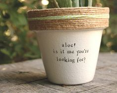 Du Has-Mint by PlantPuns on Etsy