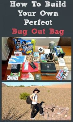 How To Build Your Own Perfect Bug Out Bag   Backdoor Survival: