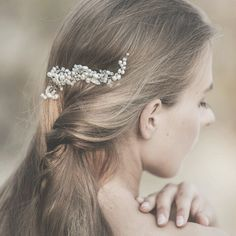 Bridalvenus Bridal Hair Comb - Wedding Hair Accessories - Bridal Hair Piece - Crystal Hair Comb *** More details can be found by clicking on the image. #hairupdoideas