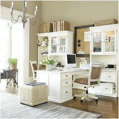 Top Tips for Home Office Ideas for Two