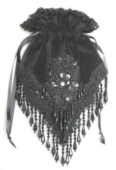 How to make Victorian purses