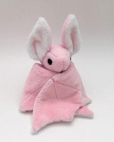 pink bat by Caprien Plush