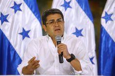 Mensaje de Juan Orlando Hernández al pueblo hondureño