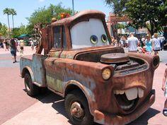 Trucks. Its Mater !