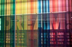 St. Louis Public Library environmental graphics