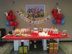 Ultraman birthday party ideas birthday invites pinterest find this pin and more on party idea by rena yamaguchi stopboris Images