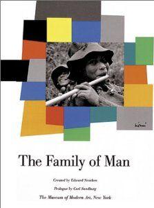 The Family Of Man: Edward Steichen, Carl Sandburg: 9780870703416: Amazon.com: Books