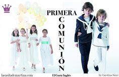 ♥ Los trajes de COMUNIÓN 2015 de El Corte Inglés ♥ Blog de Moda Infantil : ♥ La casita de Martina ♥ Blog de Moda Infantil, Moda Bebé, Moda Premamá & Fashion Moms