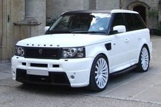 White Range Rover Sport yes pleassssseee.my dream car :) Range Rover Sport, Range Rover White, Range Rovers, 2012 Range Rover, Dream Cars, My Dream Car, Audi, Bmw, Up Auto