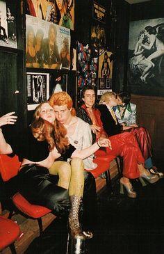 Rodney Bingenheimer's English Disco, eary 70s.