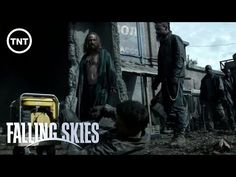 Fight - Ghost in the Machine | Falling Skies | TNT - YouTube