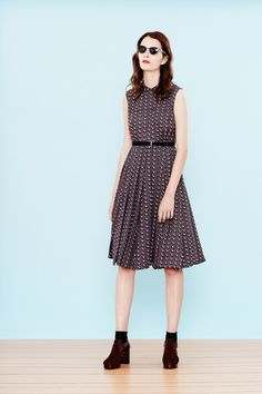 Orla Kiely | Resort 2015 Collection | Style.com