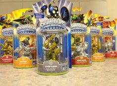 I love watching my Son play Skylanders but paying $1260.00 is out of my price range for the rare gold and silver figurines.