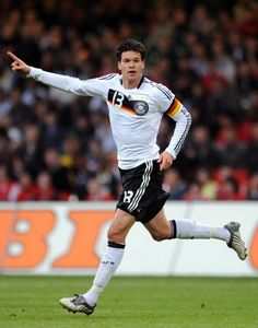All the World Cup games make me miss seeing Michael Ballack on the German national team.