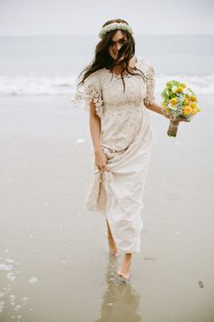 Beautiful Newport Beach Wedding Bride