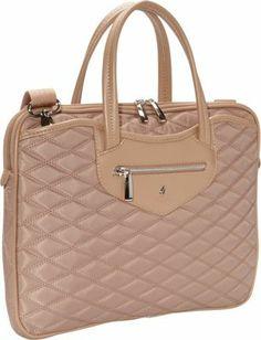 Knomo London, Tote Handbags, Louis Vuitton Damier, Briefcases, Taupe, Laptop, Slim, Lady, Polyvore