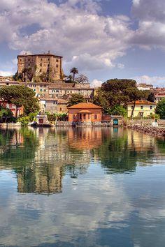 Lago di Bolsena... Sogno Italiano