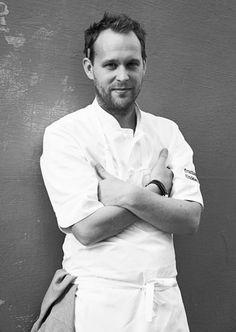Chef Björn Frantzén , Restaurant Frantzén, Zweden