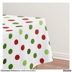 Sold #Christmas #Pattern #Tablecloth Available in different products. Check more at www.zazzle.com/celebrationideas