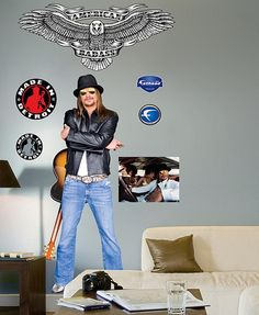 Life size Kid Rock, hell yeah!!!  Seriously, why hasn't anyone ever bought me one???
