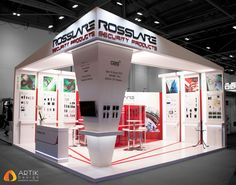 Rosslare IFSEC LONDON on Behance