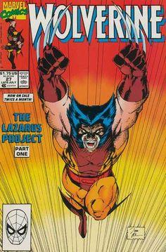 Wolverine #27 Jim Lee
