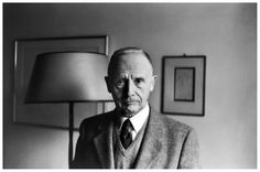 Henri Cartier-Bresson (1984) - great photographer.