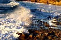 Ocean Photography, Coastal Art Print, Deep Blue Sea Print, White Waves, Surfers Dream, California Cove, Pacific Ocean Photo,8x12,11x16,12x18