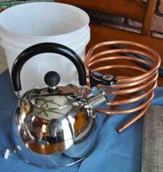 Tea kettle essential oil distiller | Cheryl's Delights