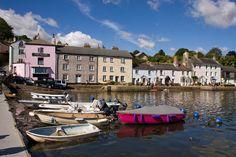 Dittisham, Devon. This is a really beautiful little place! #LandscapeForWalls #Devon