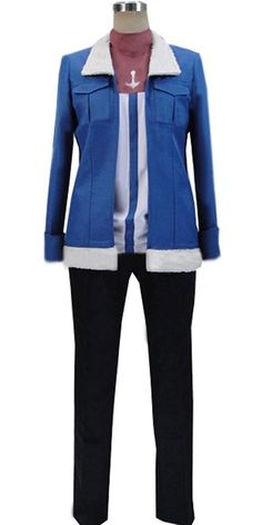 FOCUS-COSTUME Akame Ga Kill! Wave Cosplay Costume -- You can get more details by clicking on the image.