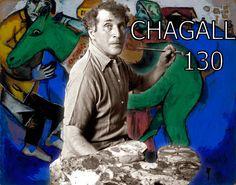 Elegant Szilvia Rad Art: CHAGALL 130 Im Gedenken An Den Maler Poet Marc C.