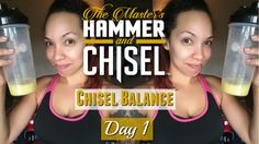 Day 1 | The Master's Hamer and Chisel | Get Fit with Tina Marie