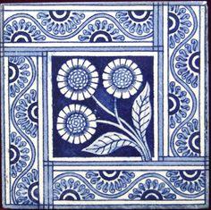 West Side Art Tiles -4488n384p0 - English Tile