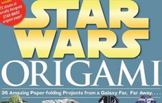 Se você está ficando entediado de fazer aviões de papel, talvez seja hora de mudar para algo mais desafiador. O Livro de Origami do Star Wars Livro irá guiá-lo através de 36 projetos impressionantes do Star Wars de papel que vai explodir sua mente.